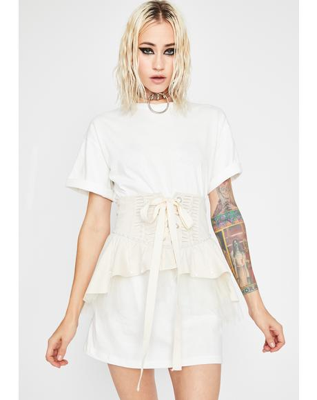 Boo Not Ur Doll Corset Dress