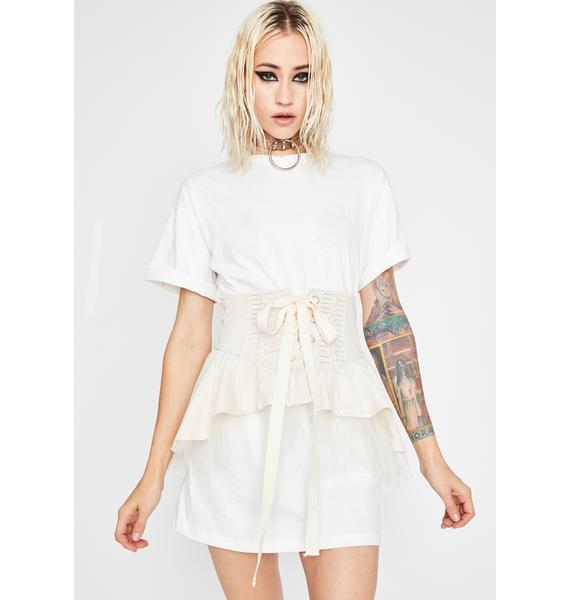 Boo Not Ur Doll Corset Dress