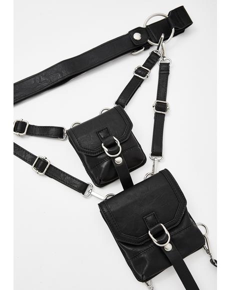 Damnation Alley Harness Bag