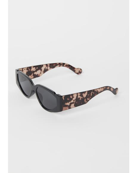 It Girl Squad Tortoiseshell Sunglasses
