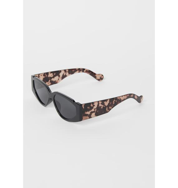It Girl Squad Tortoiseshell Sunglasses