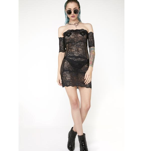 Kiki Riki Girl Next Door Lace Dress