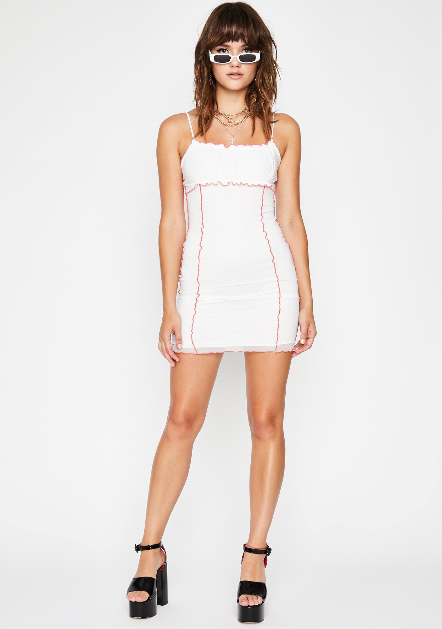 Take The Cake Mini Dress
