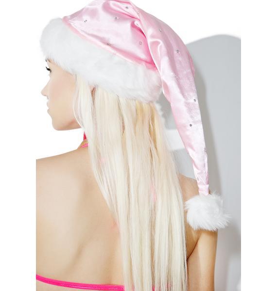 All I Want Santa Hat