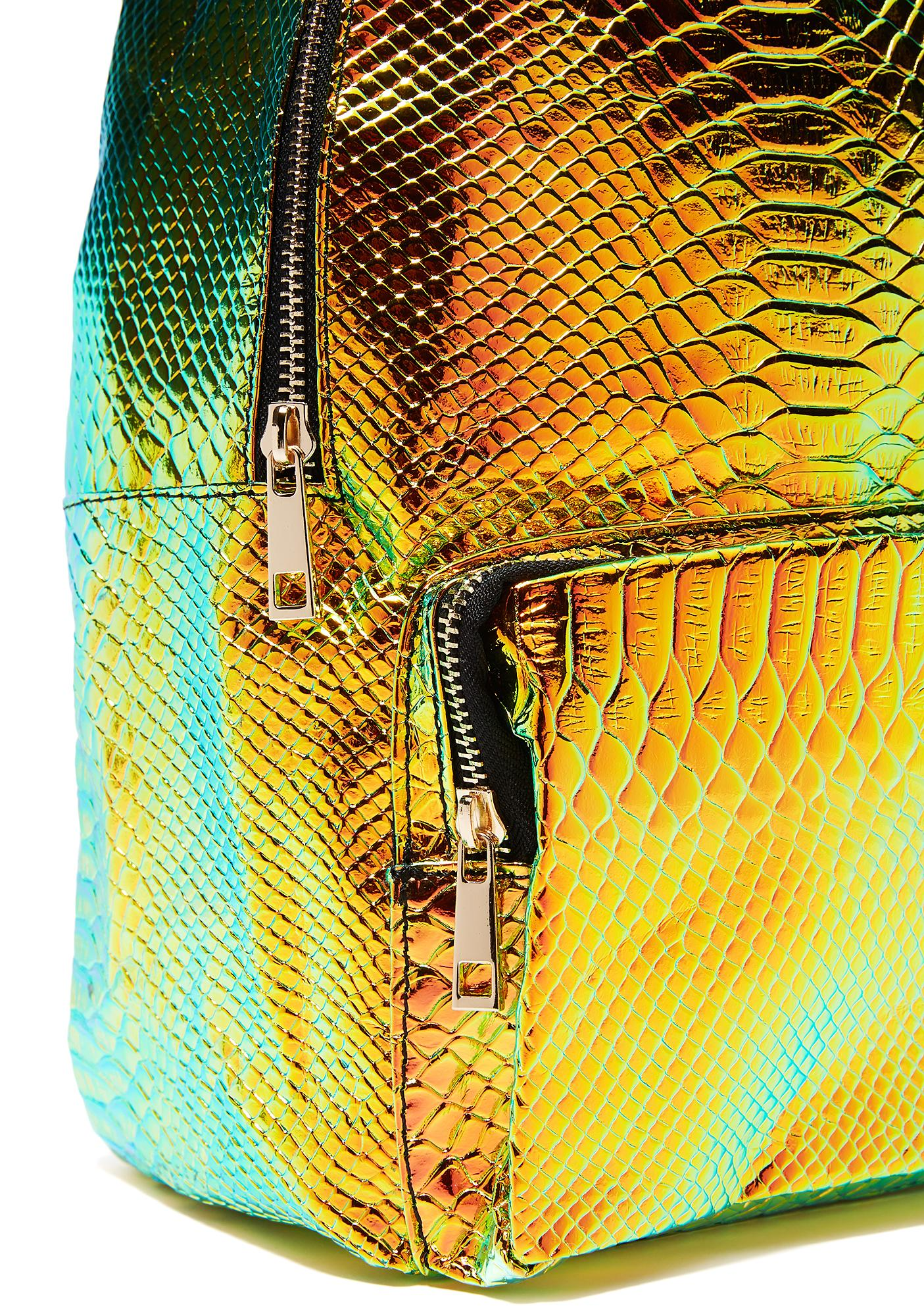 Sikk Slither Holographic Backpack