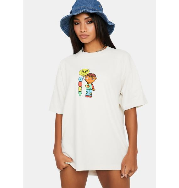 Obey Obey Balloon Tee