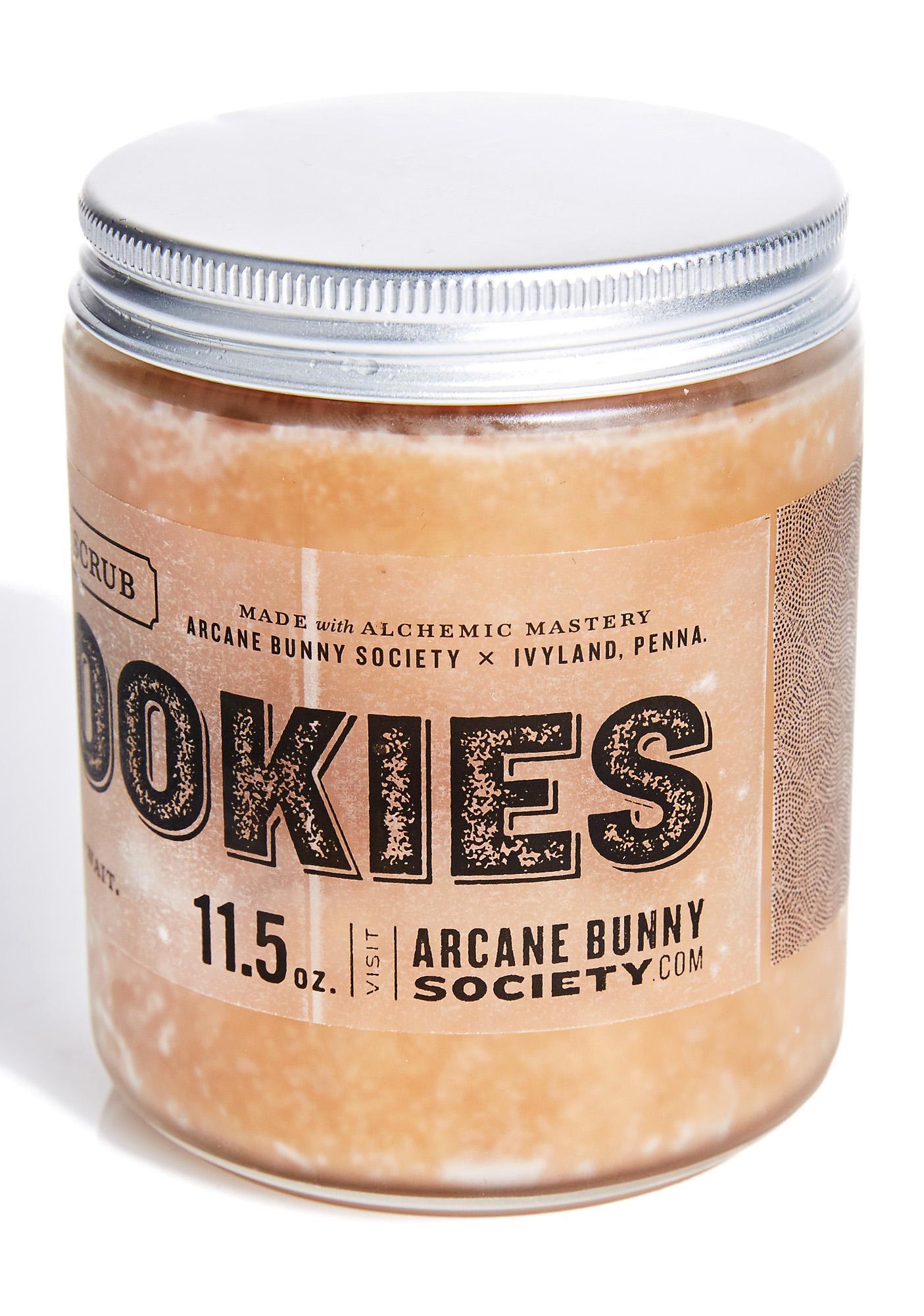 Arcane Bunny Society I'm Cookies Sugar Scrub