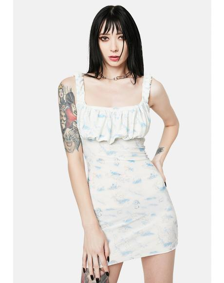 Cupid Tattoo Dress