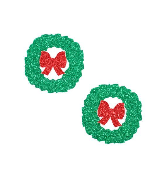 Pastease Wreath Glitter Pasties