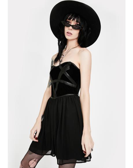 Draconian Penta Mini Dress