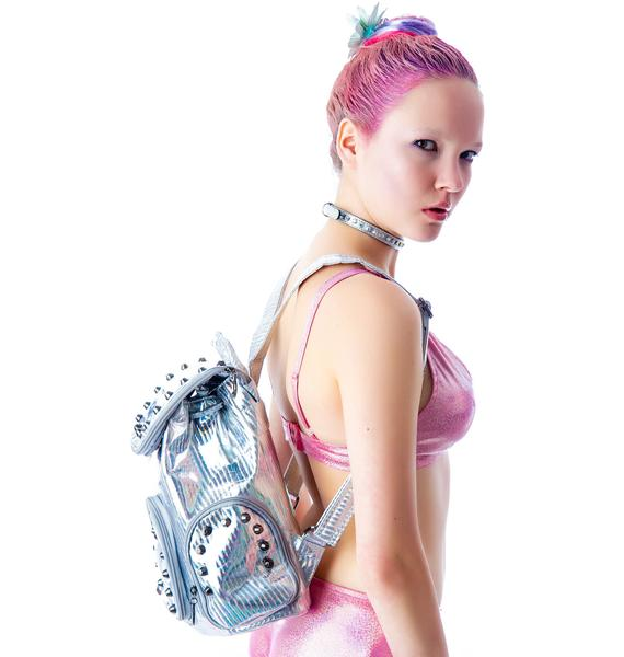 Jem's Holographic Backpack