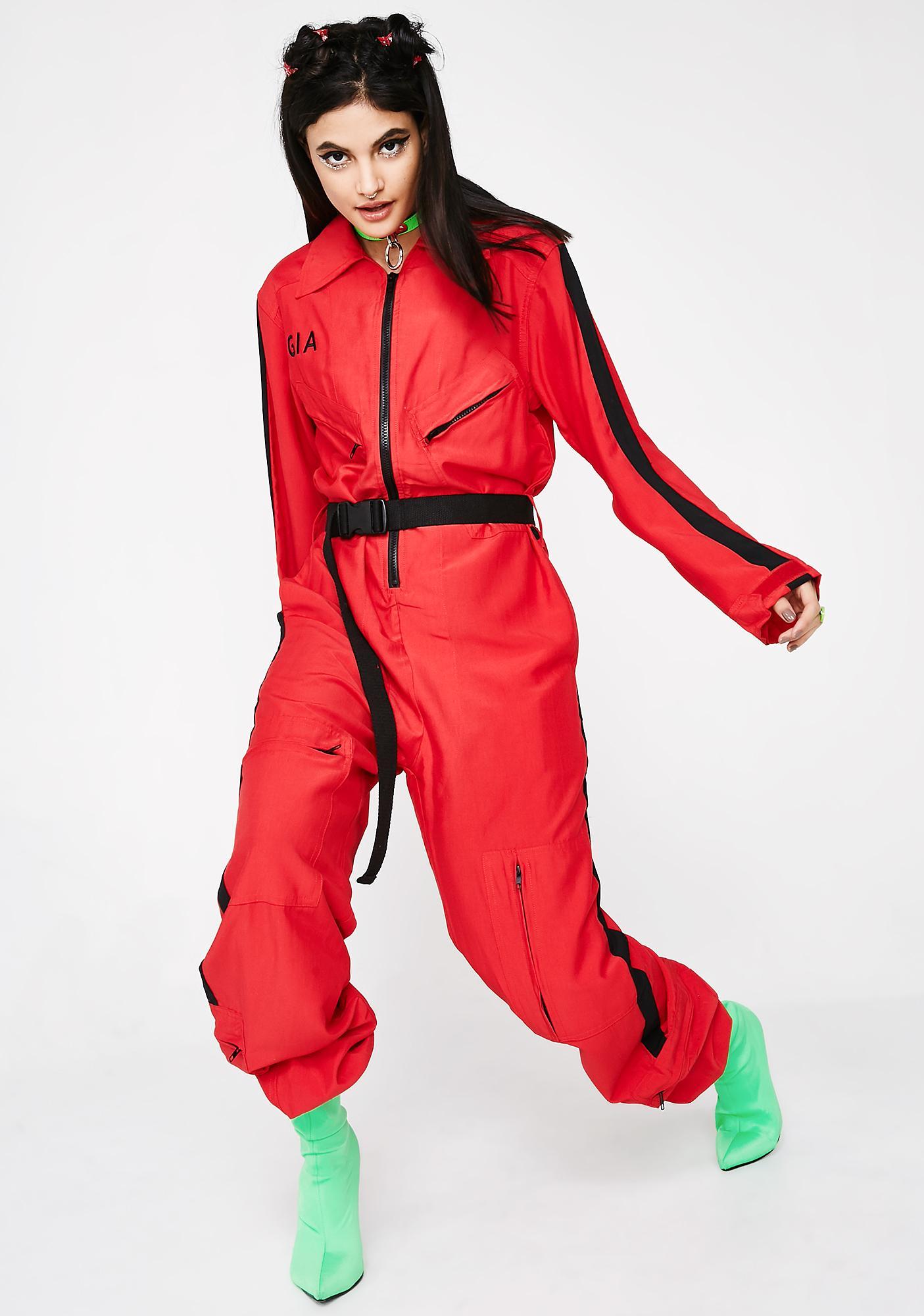 I AM GIA Burn Boiler 2.0 Jumpsuit