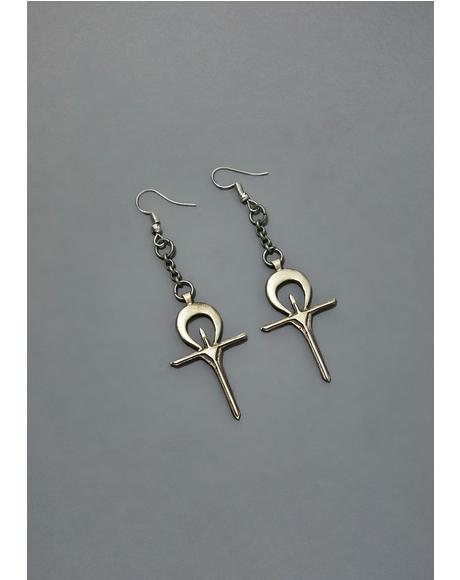 X Widow Immortal Souls Earrings