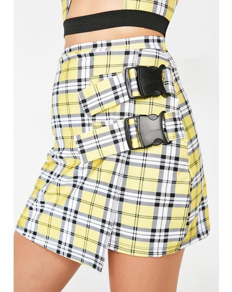 Snap It Skirt