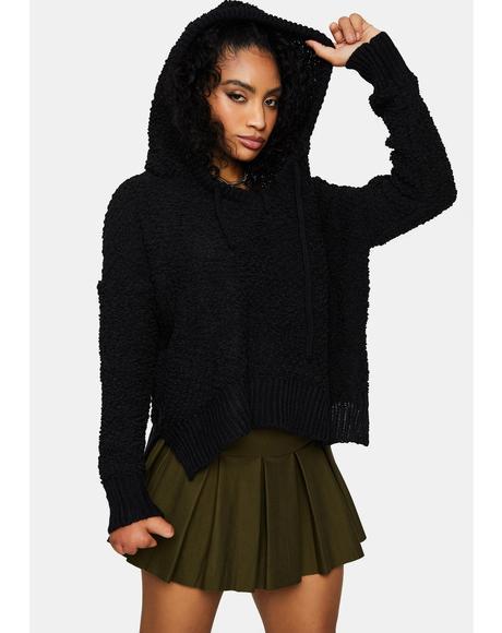 Keepin' It Cozy Hoodie Sweater