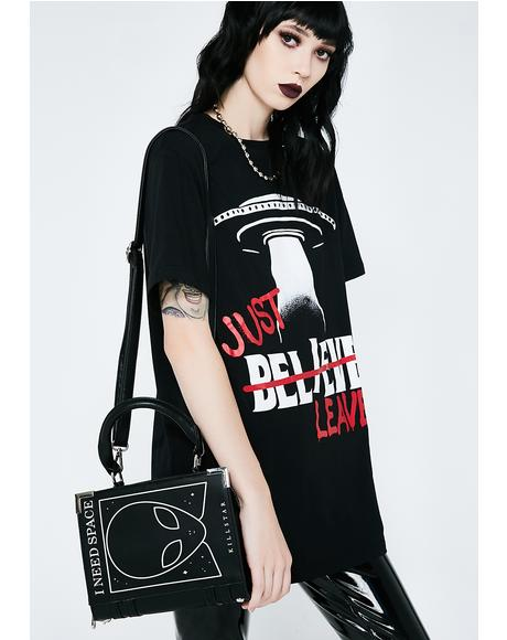 Need Space Handbag