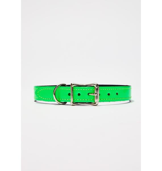 Slime Crime Belt Choker
