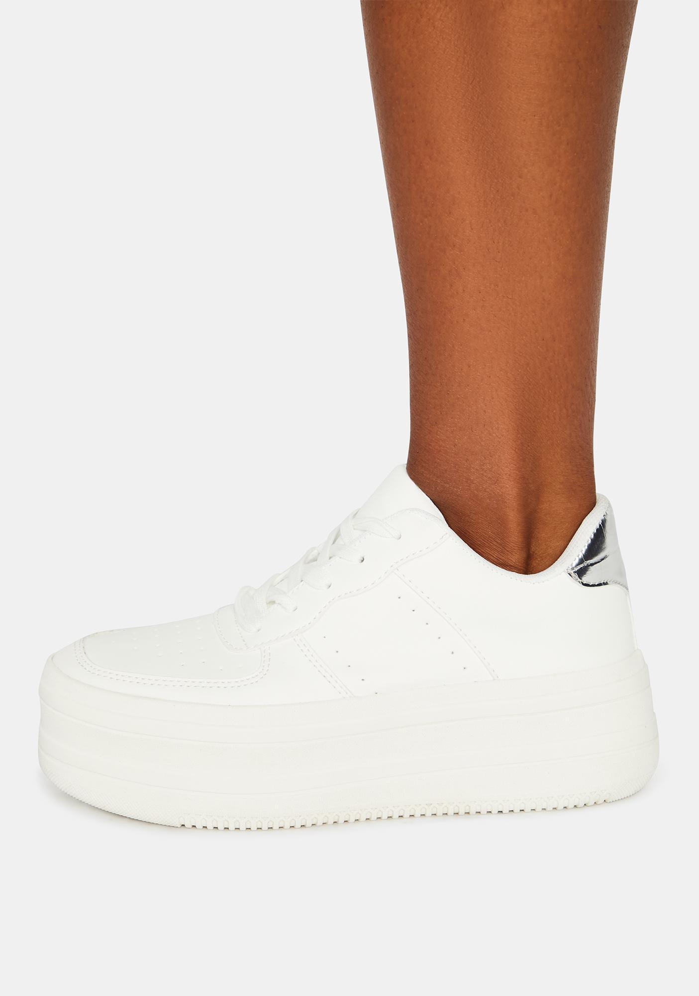 Stay On It Platform Sneakers