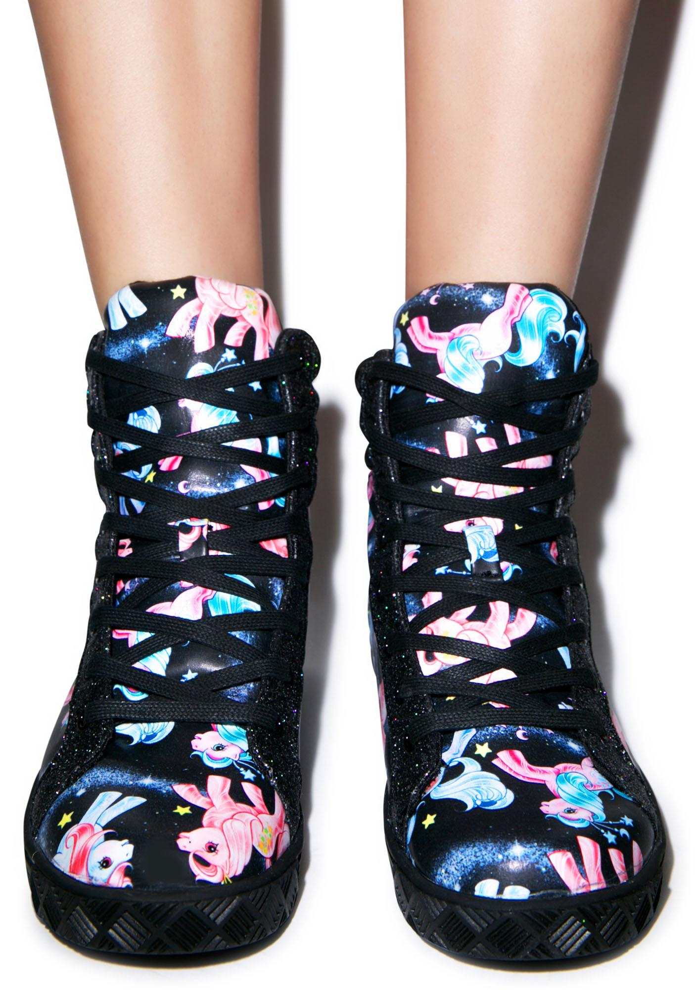 Iron Fist My Little Pony Celestial Sneaker