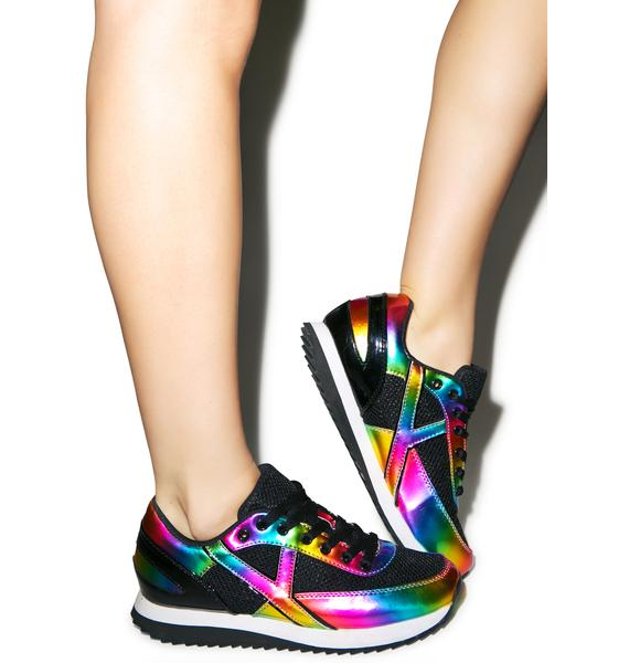 Y.R.U. Flash Sneakers