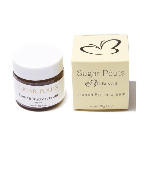 Buttercream Sugar Pouts Scrub
