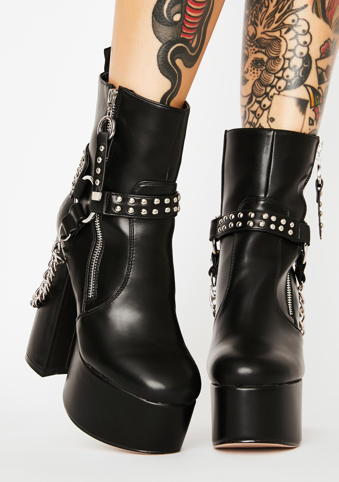 Lamoda So What Platform Boots