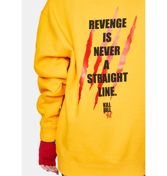 HUF Revenge Graphic Pullover Hoodie