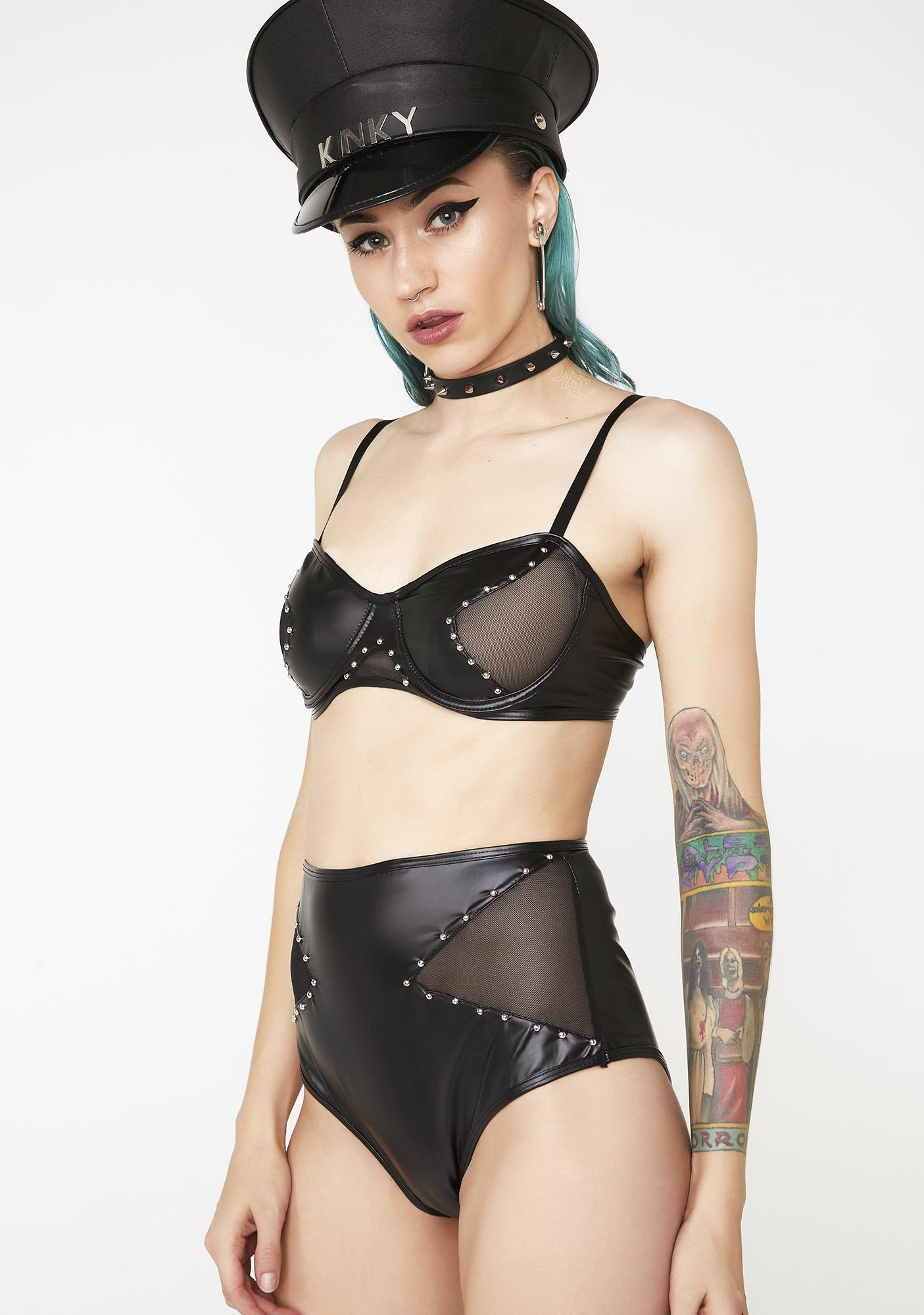 Forplay Addicted To Me Lingerie Set
