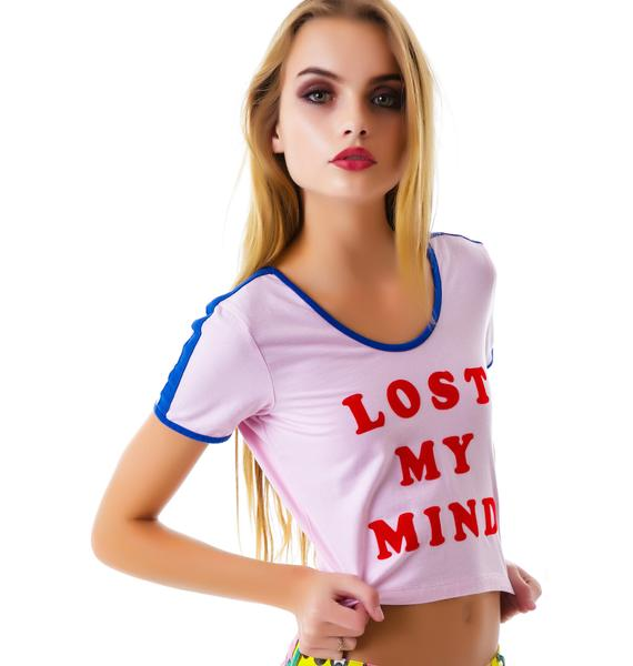 Lazy Oaf Mindful Top