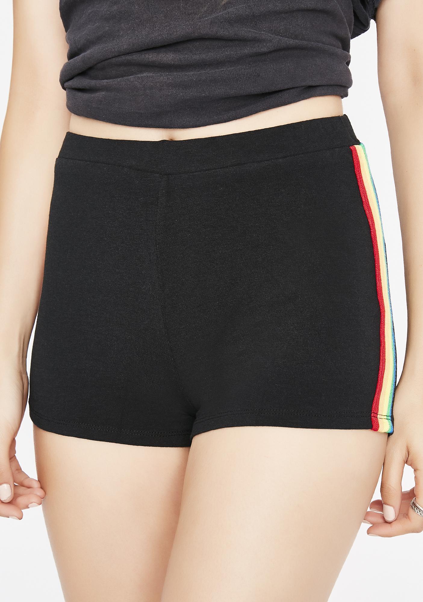 Rainbow Realness Shorts