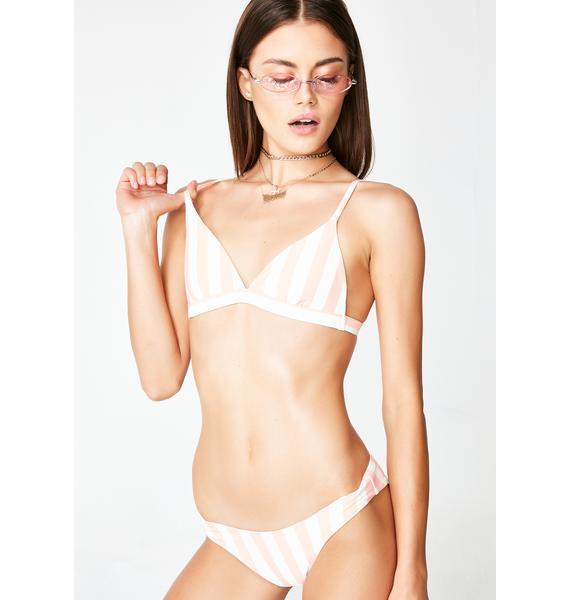Gumdrop Lollipop Bikini Top