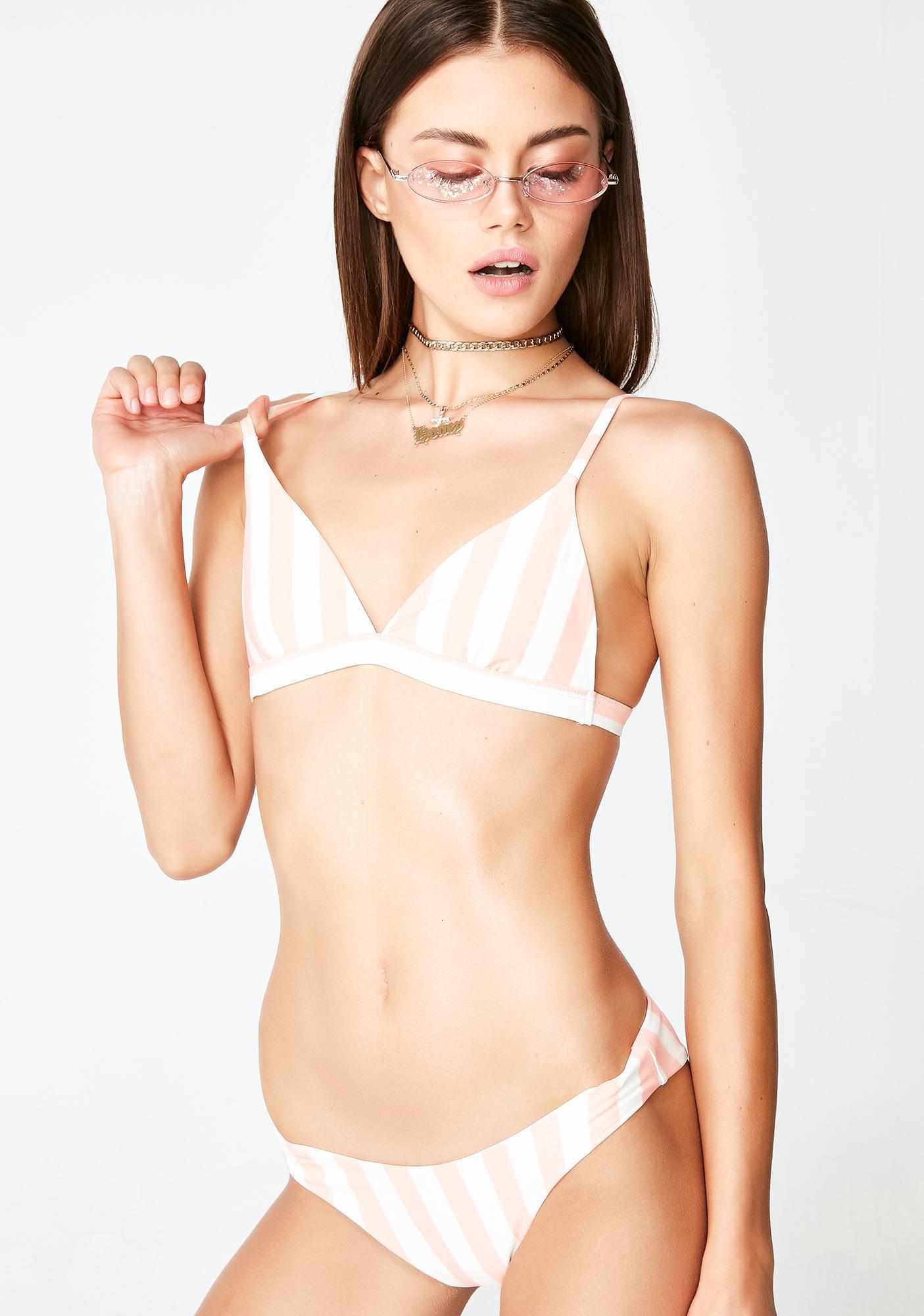 Dippin' Daisy's Gumdrop Lollipop Bikini Top
