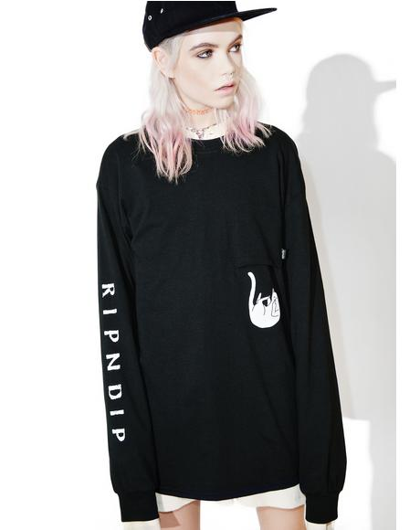 Falling For Lord Nermal Long Sleeve