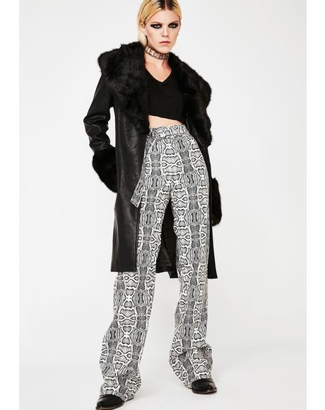 Python Shiraz Pants