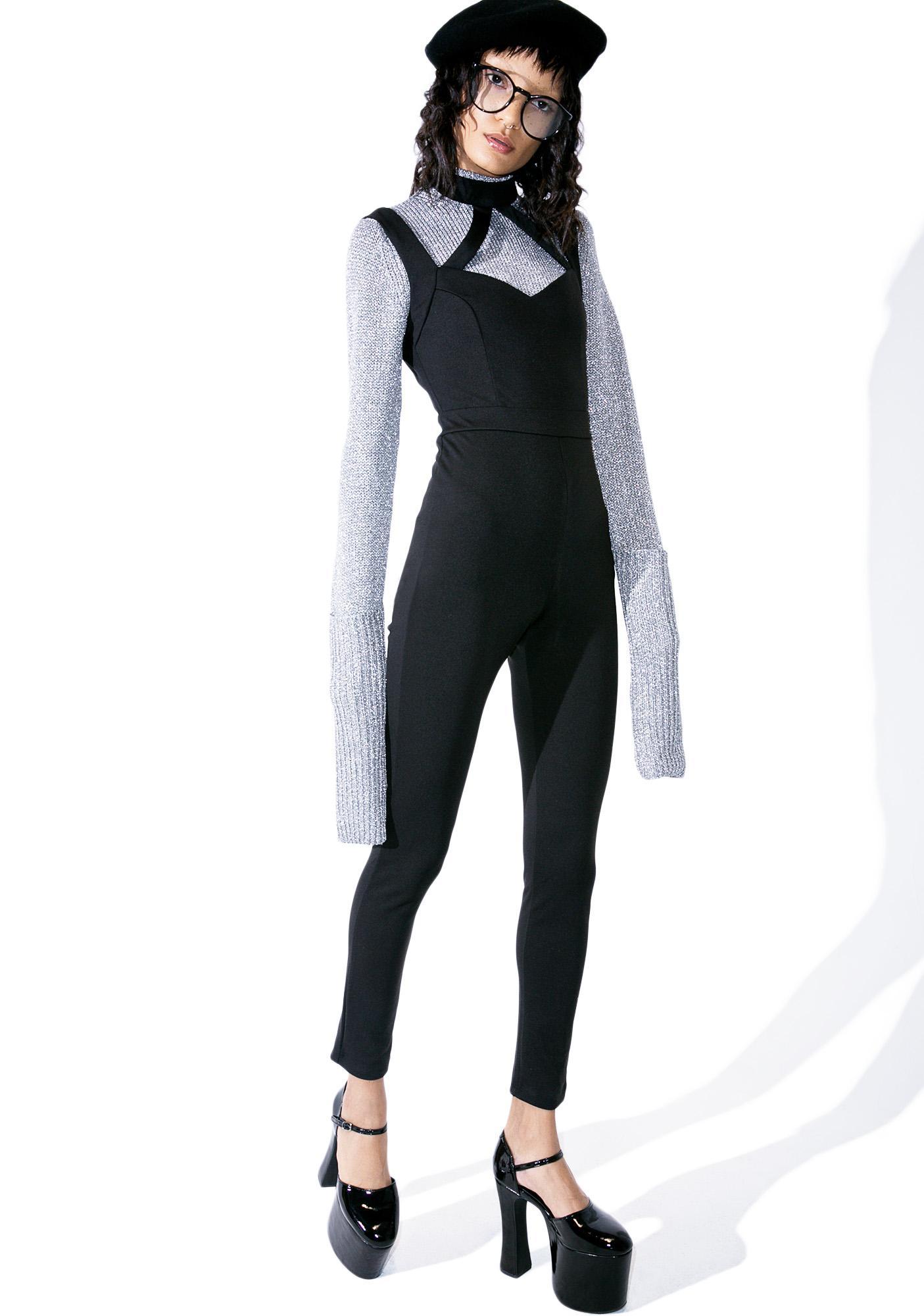 Deja Vu Jumpsuit