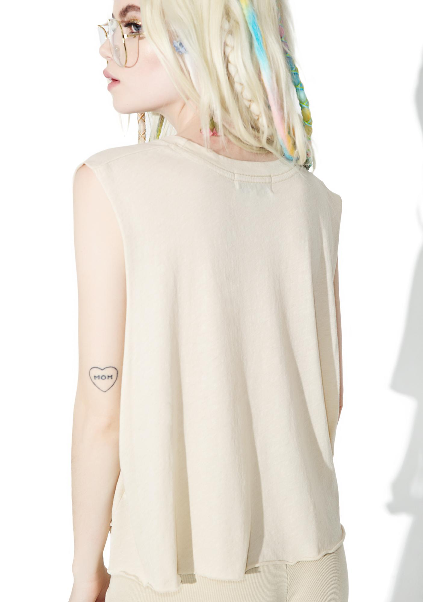 Wildfox Couture Hot Buns Chad Tank