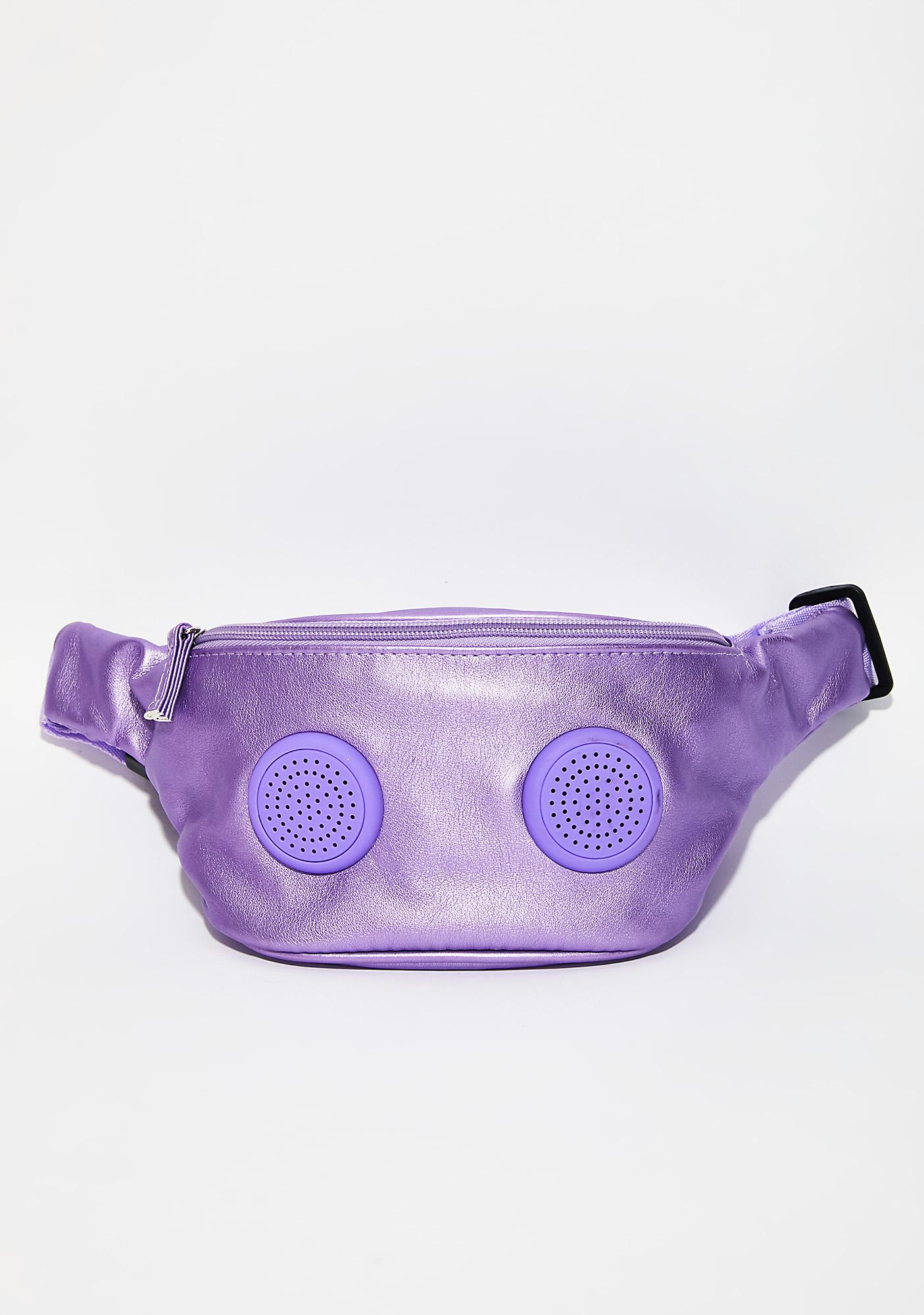 Bring The Beats Fanny Pack