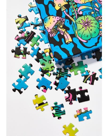 Psychedelic Puzzle