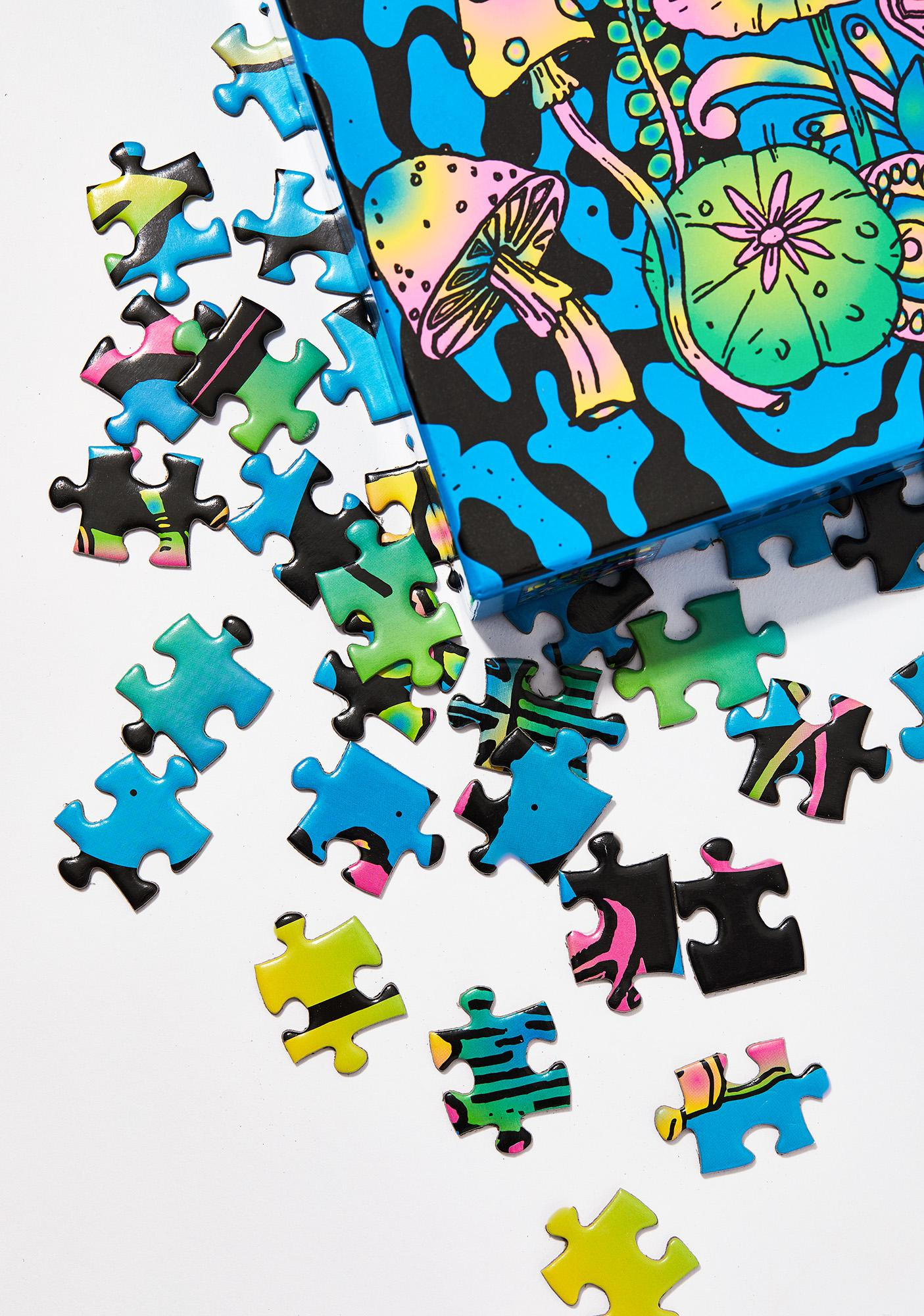 RIPNDIP Psychedelic Puzzle