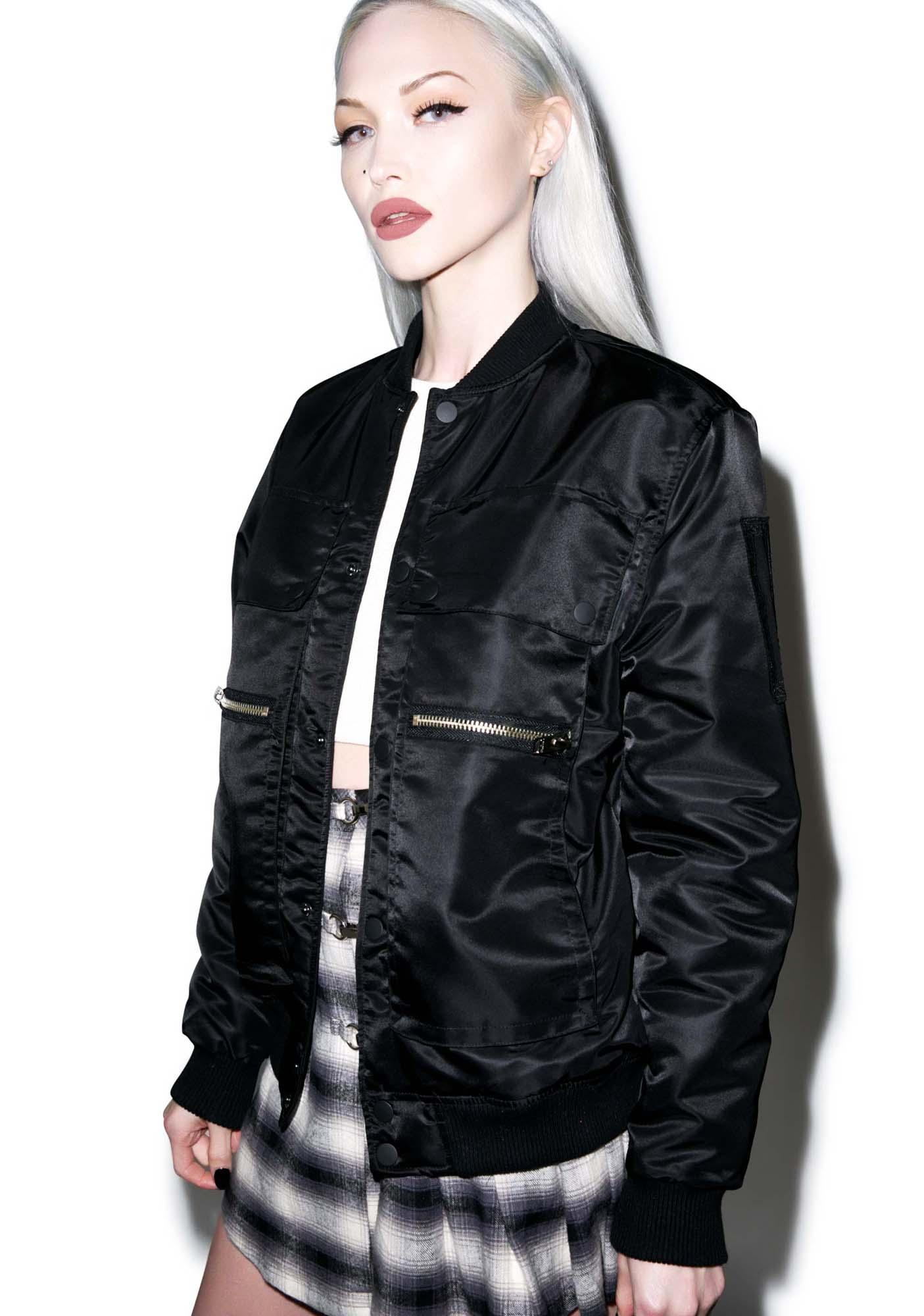 UNIF Ounce Bomber Jacket