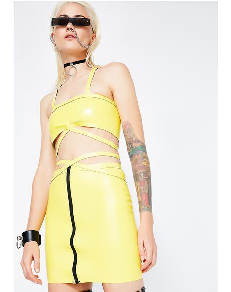 Virus Skirt