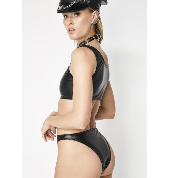 Night Rider Lingerie Set