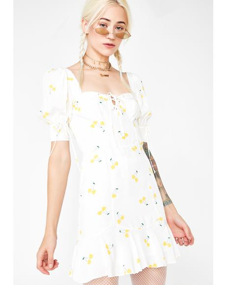 Ashland Lace Up Dress