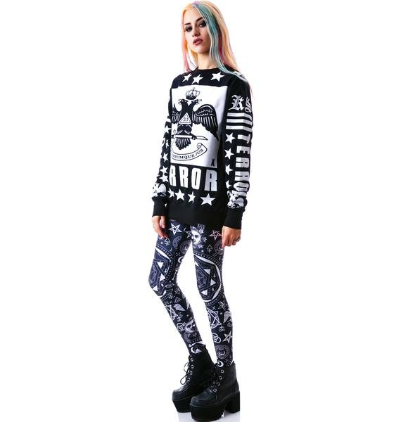 Killstar Terror Sweatshirt