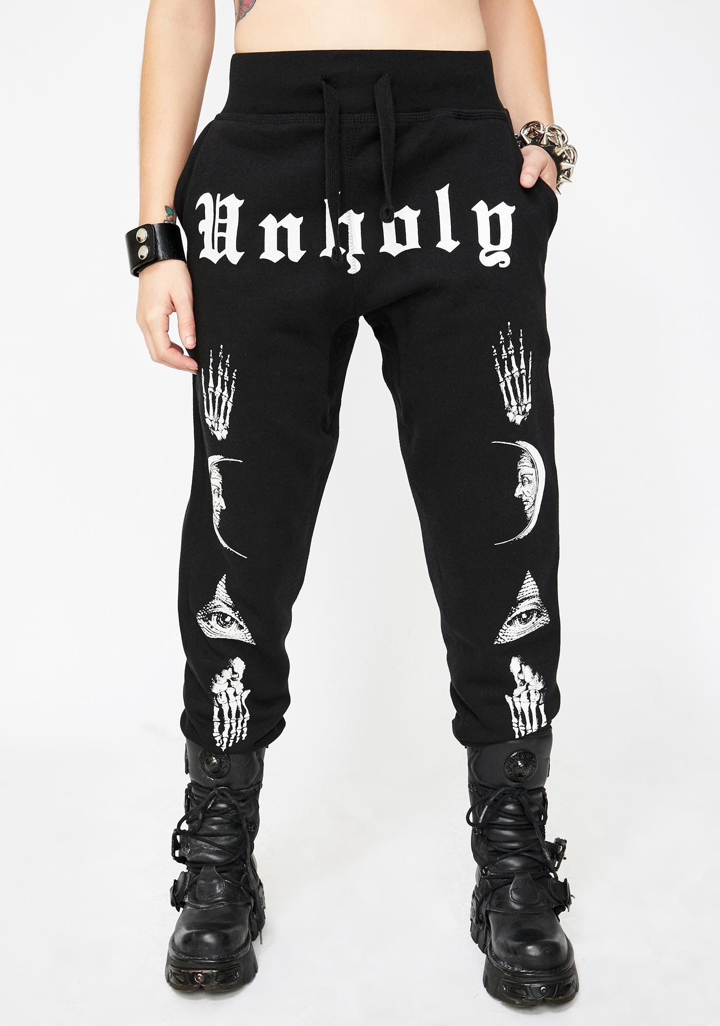 Blackcraft Unholy Joggers