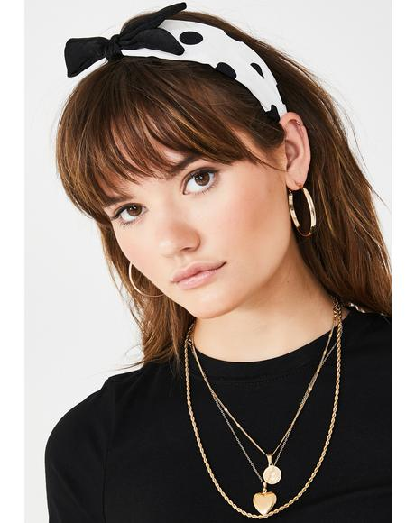Poised Posse Bow Headband