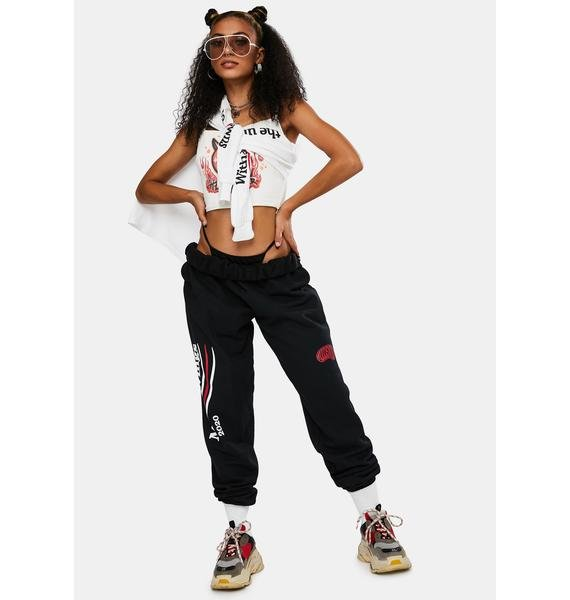 MOODSWINGS 20 20 Vision Graphic Sweatpants
