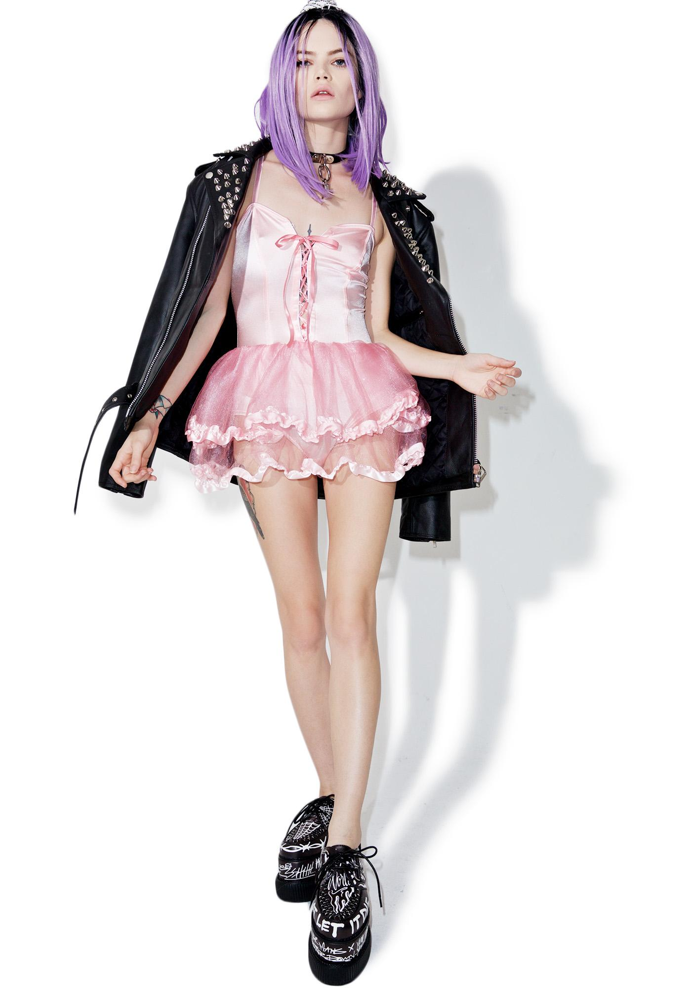 Dolls Kill Prima Ballerina Dress