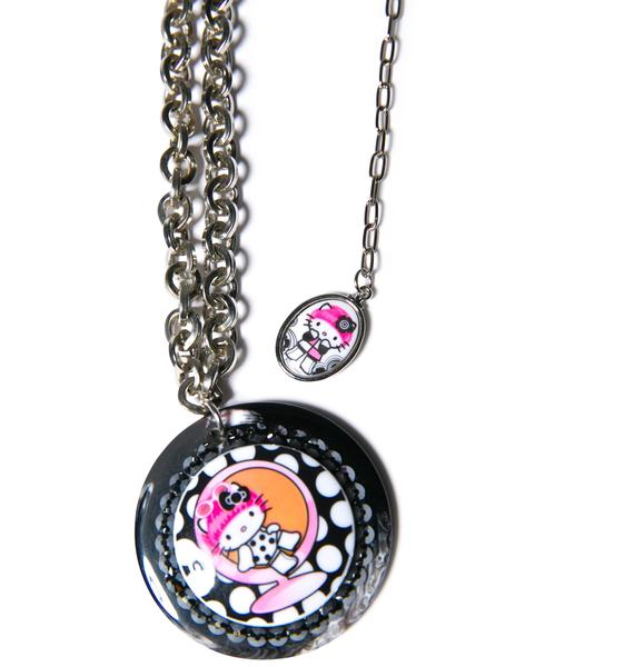 Tarina Tarantino Mod About Kitty Chain Necklace