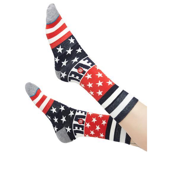 Stance Gladiator Socks